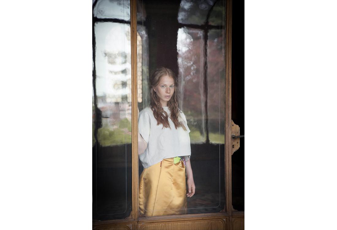 book fotografico di moda tema Timeless - Laura Pietra
