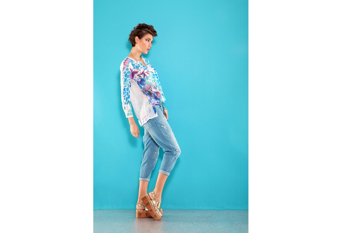 Laura Pietra - servizio fotografico moda tema colors