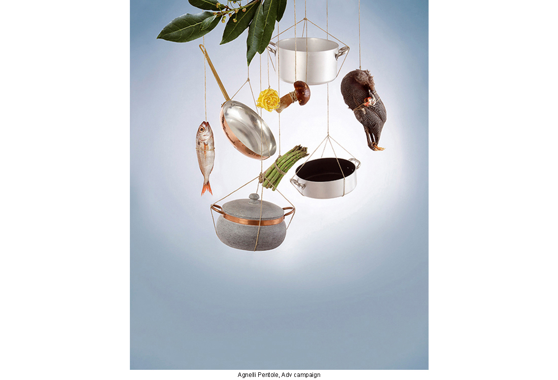 fotografo di Still Life tema Silver - Laura Pietra