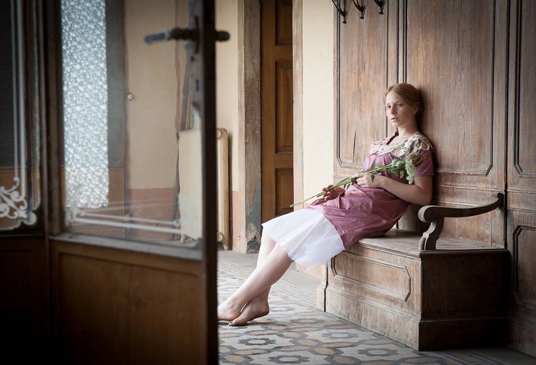fotografo di moda tema Timeless - Laura Pietra