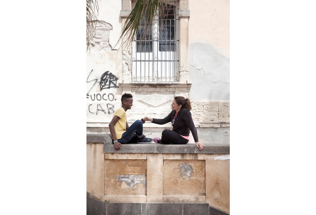 foto personal, accoglienza - Laura Pietra