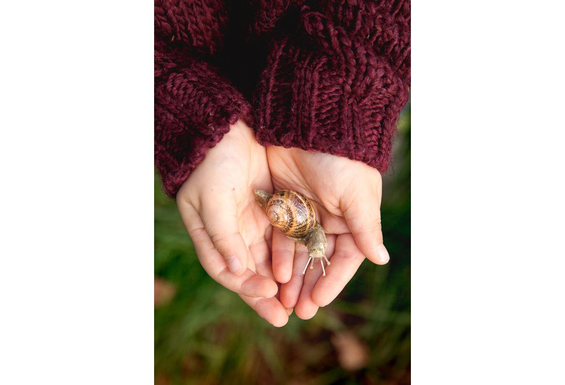 Laura Pietra servizio fotografico di bambini autunno