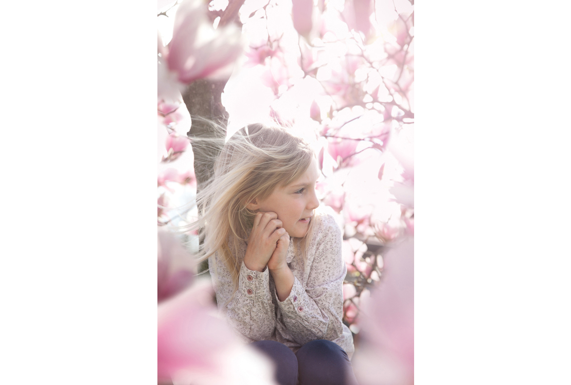 Laura Pietra - servizio fotografico di bambini primavera
