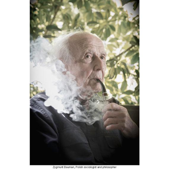 Zygmunt bauman - Laura Pietra - fotografo ritrattista
