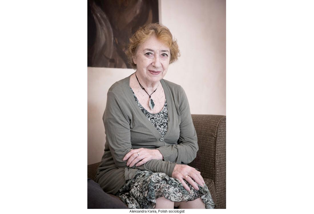 Aleksandra Kania - Laura Pietra - photographic portrait