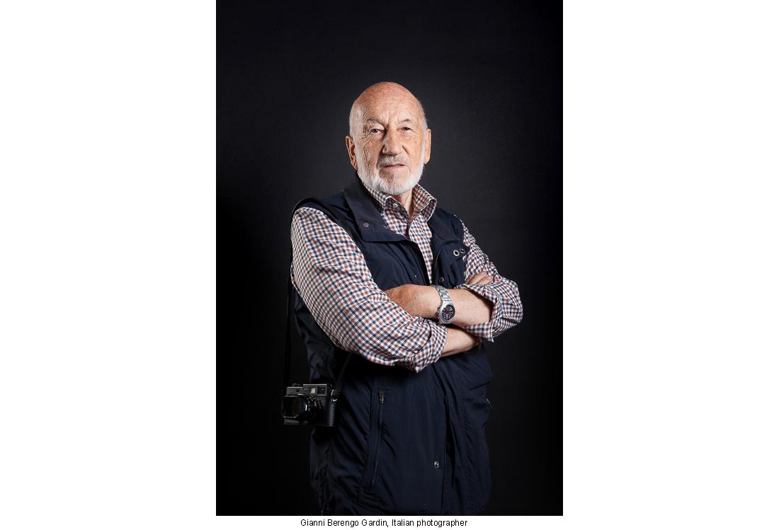Berengo Gardin - Laura Pietra - portrait photography service