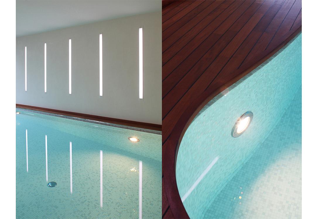 Laura Pietra - fotografo piscine indoor