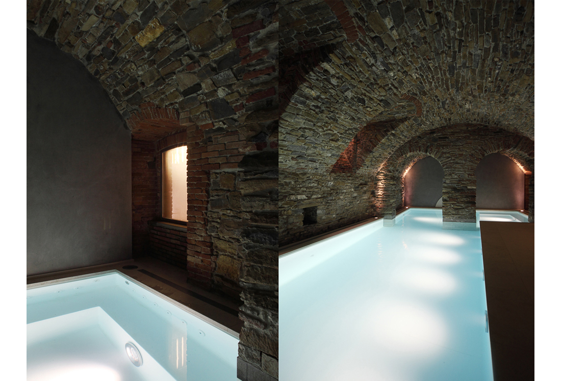 Laura Pietra - indoor Swimming pool photography service