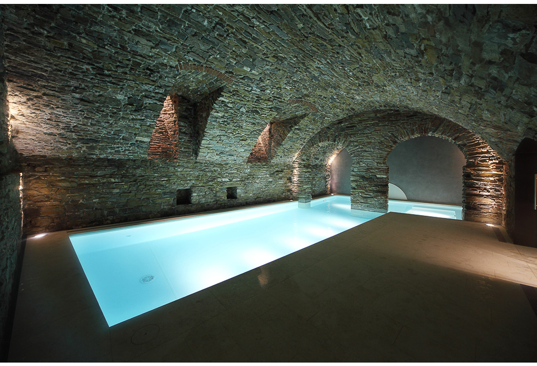 fotografo piscine indoor - Laura Pietra