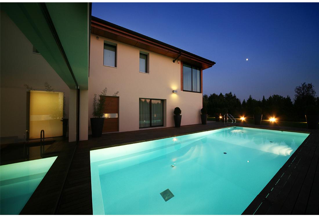 fotografia piscina outdoor - Laura Pietra