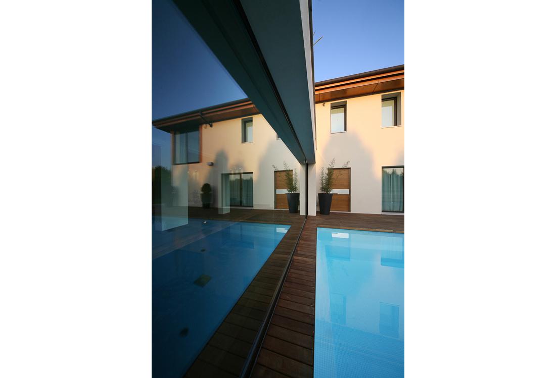 servizio fotografico piscine outdoor - Laura Pietra