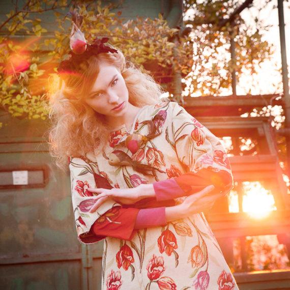Laura Pietra - fotografo di moda tema Wood