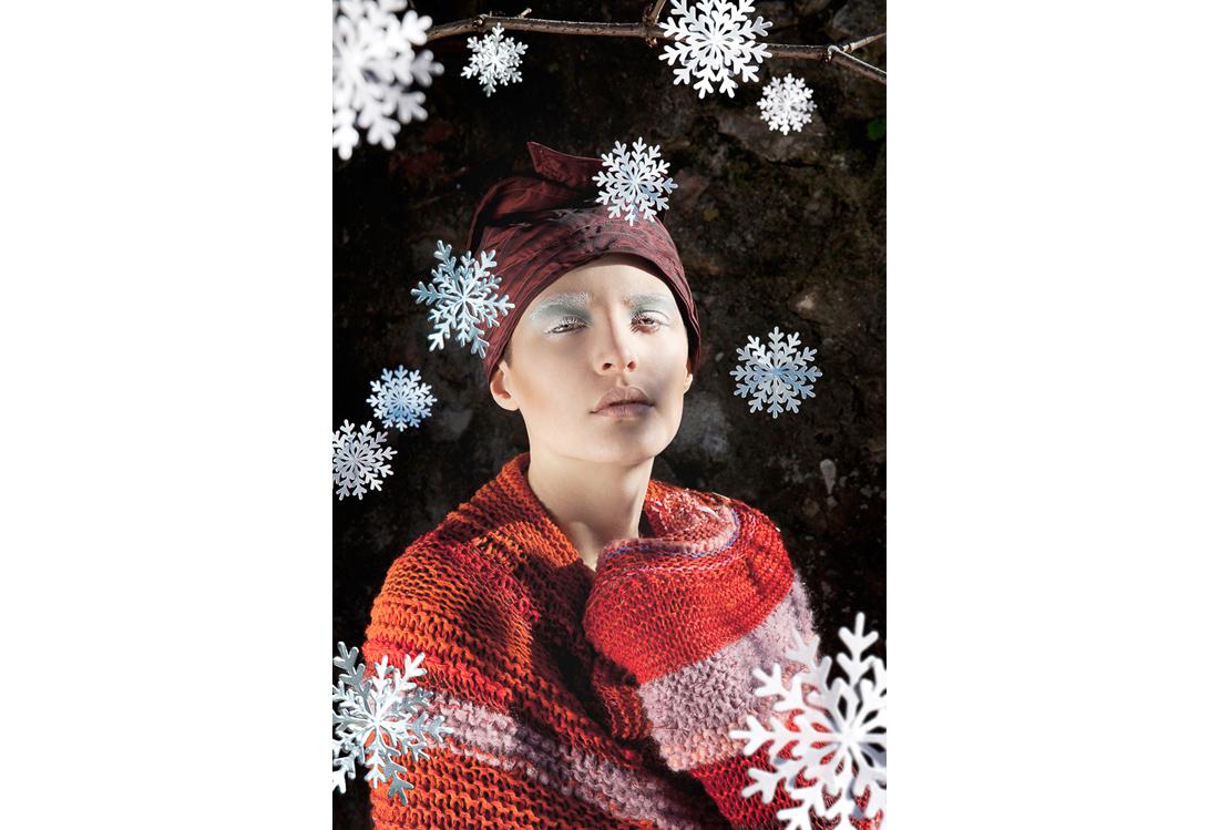 fotografo di moda tema Wood - Laura Pietra